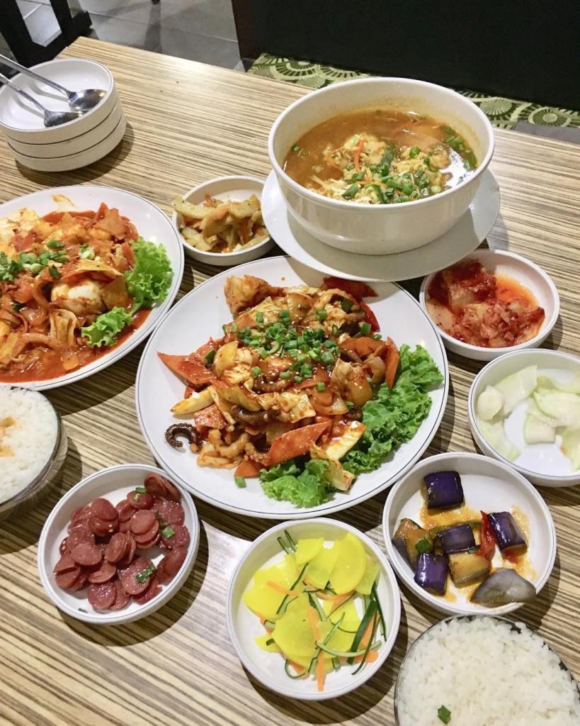 Gangnam Station Restaurant