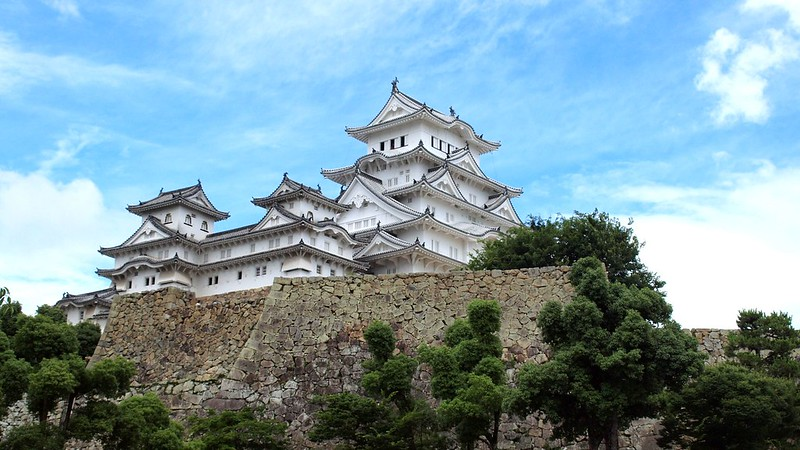 Things You Must Do on a Holiday to Japan, Castle
