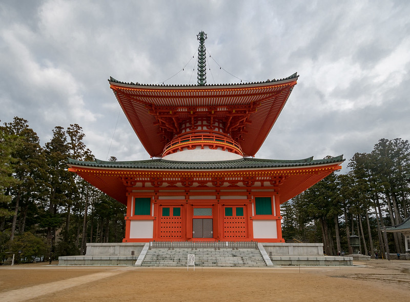 12 Attractions You Must Not Miss on Your Trip to Osaka, Koyasan