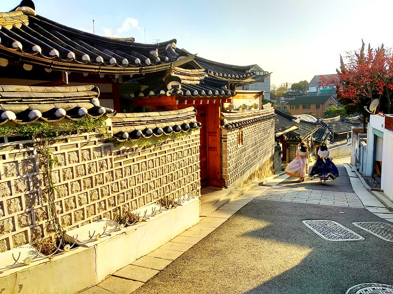 Things To Do When You Visit Seoul For First Time Visitors, Bukchon