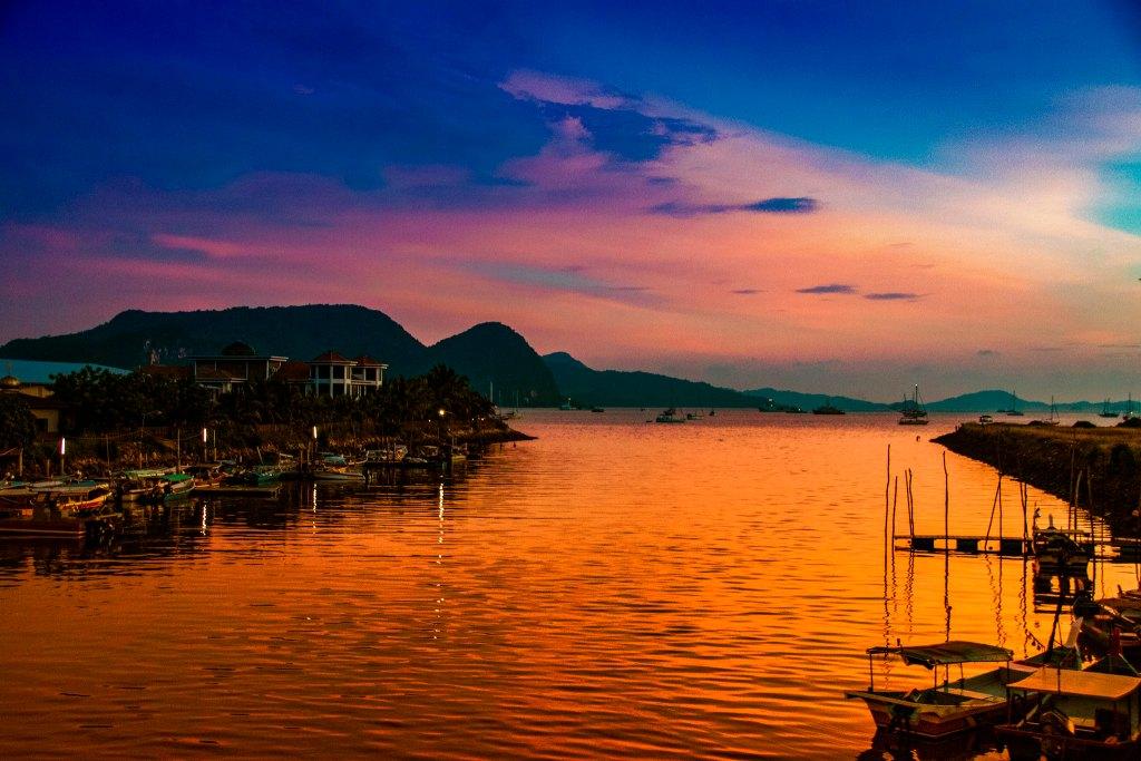 Pengalaman romantik dan honeymoon indah boleh didapati di Pulau Langkawi