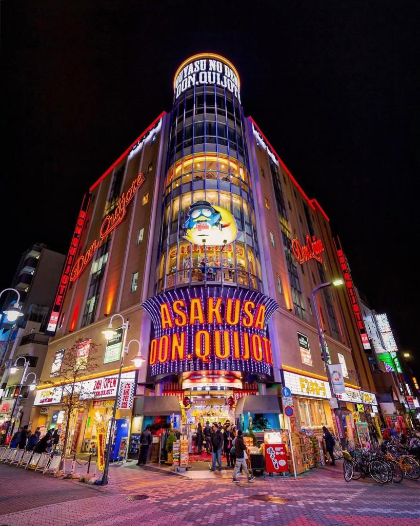 5 Best Shopping Districts in Tokyo, Don Quijote