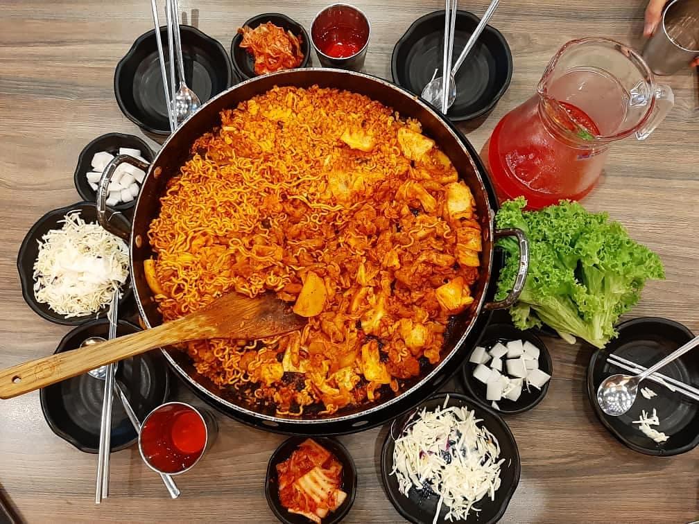 Restoran Korea Halal, Mr Dakgalbi