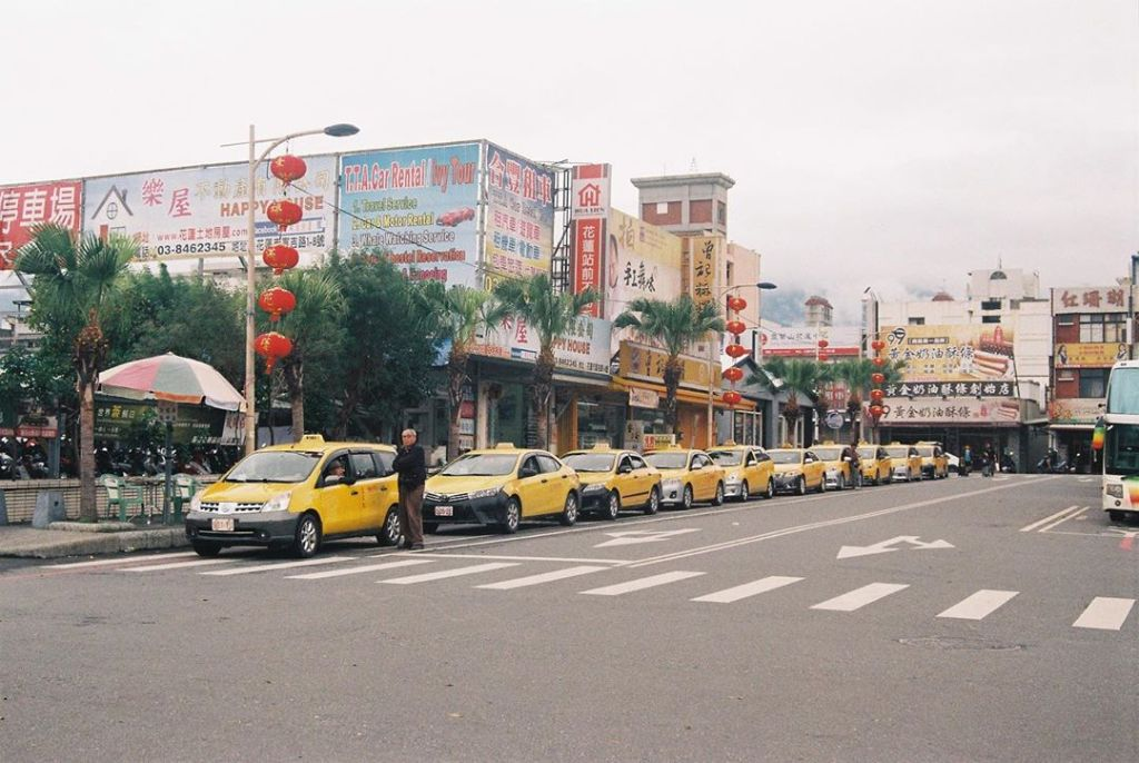 Frequently Asked Questions about Taiwan, Taxi
