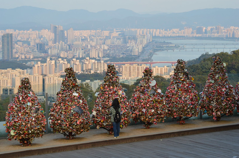 Things To Do When You Visit Seoul For First Time Visitors, Namsan