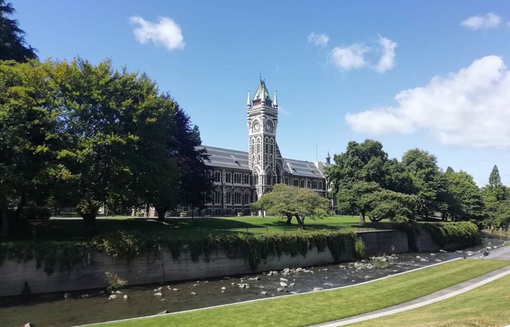 University of Otago in Dunedin