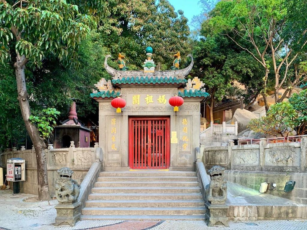 A-Ma Temple is the oldest Taoist temple in Macau.