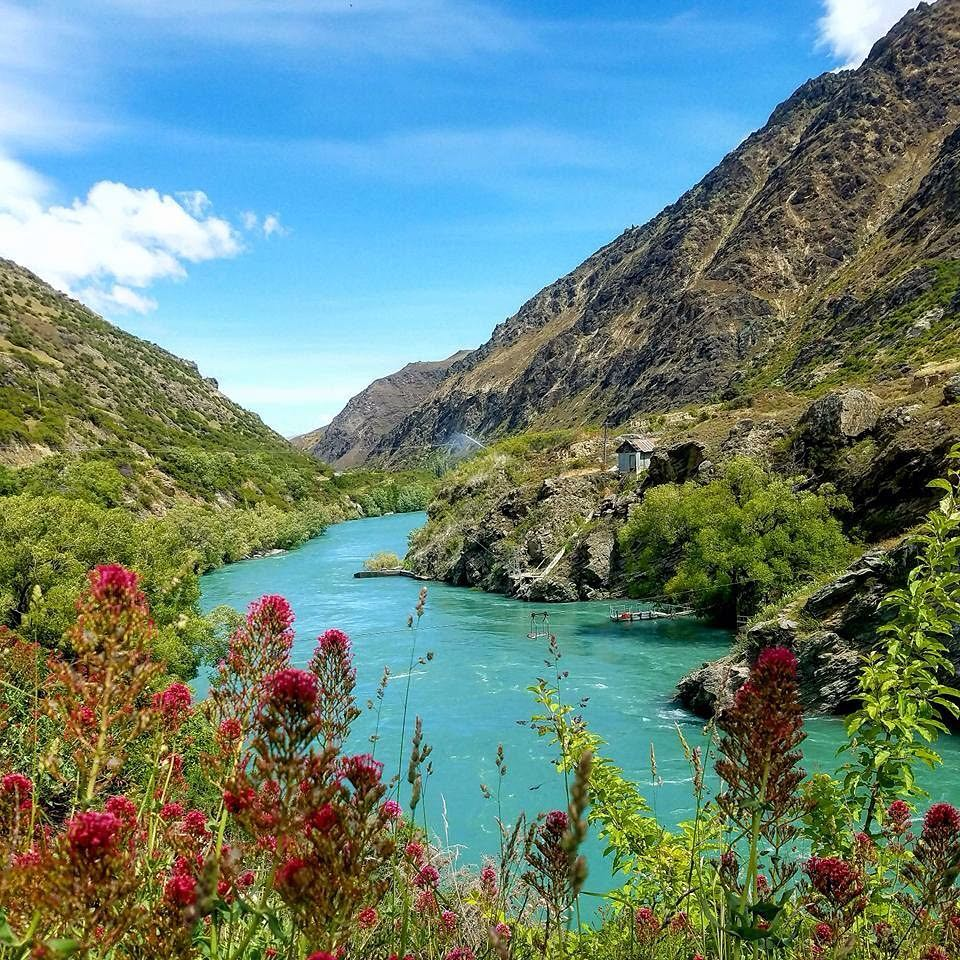 Itinerari Selatan New Zealand