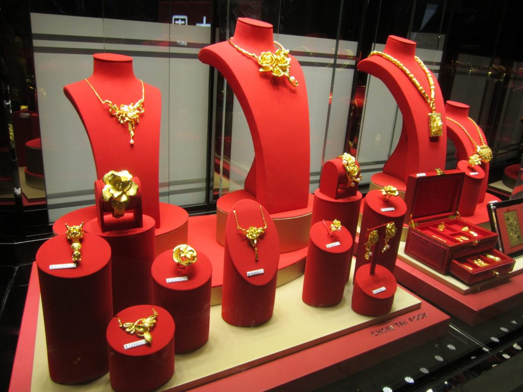 Top Souvenirs You Must Bring Back With You From Macau, Jewelry