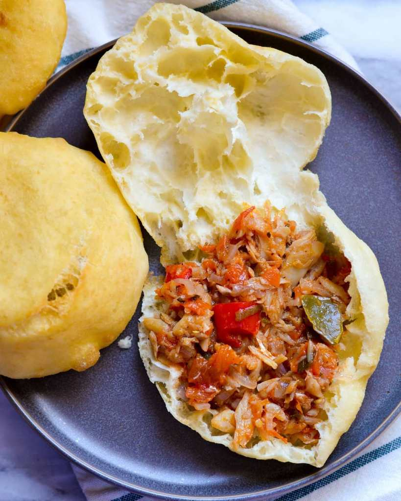 10 Comfort Foods From All Over The World, Bake and Saltfish