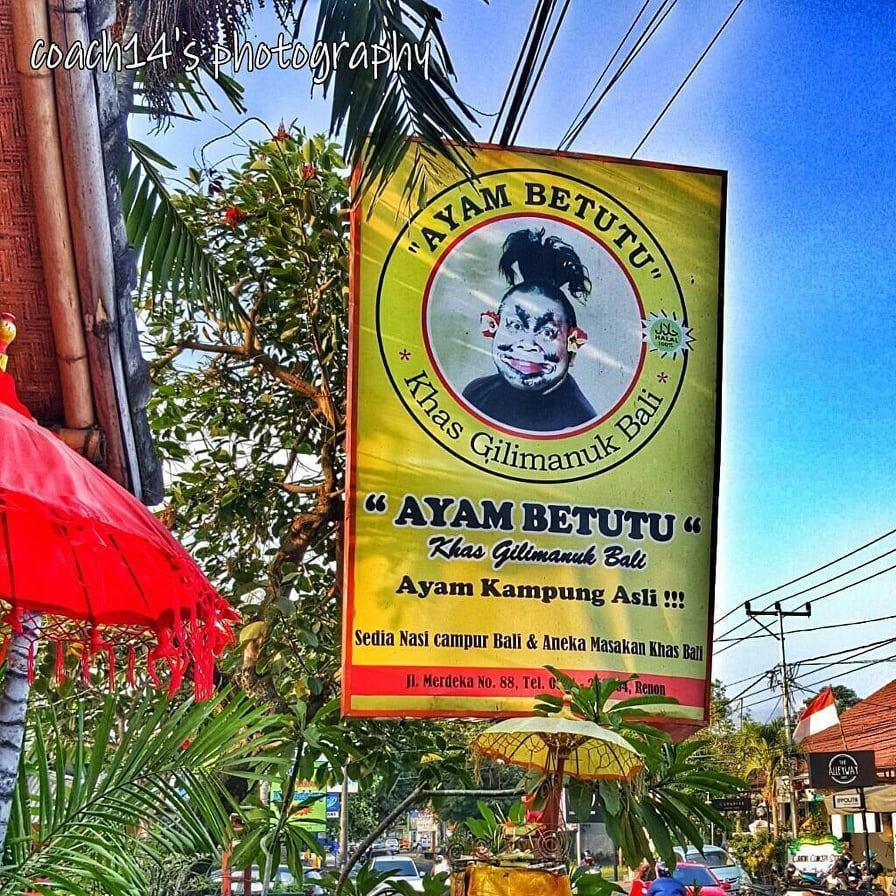 Restoran yang menjadi kegemaran orang asli Bali