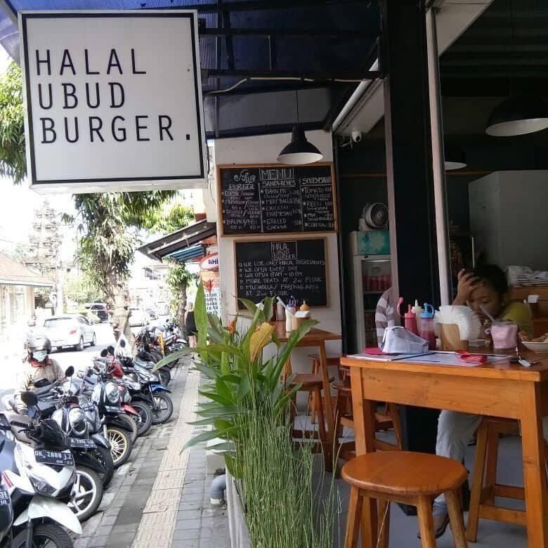 Burger di restoran ini dijamin halal