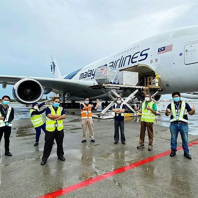 Airlines Policy COVID-19, Malaysia Airlines