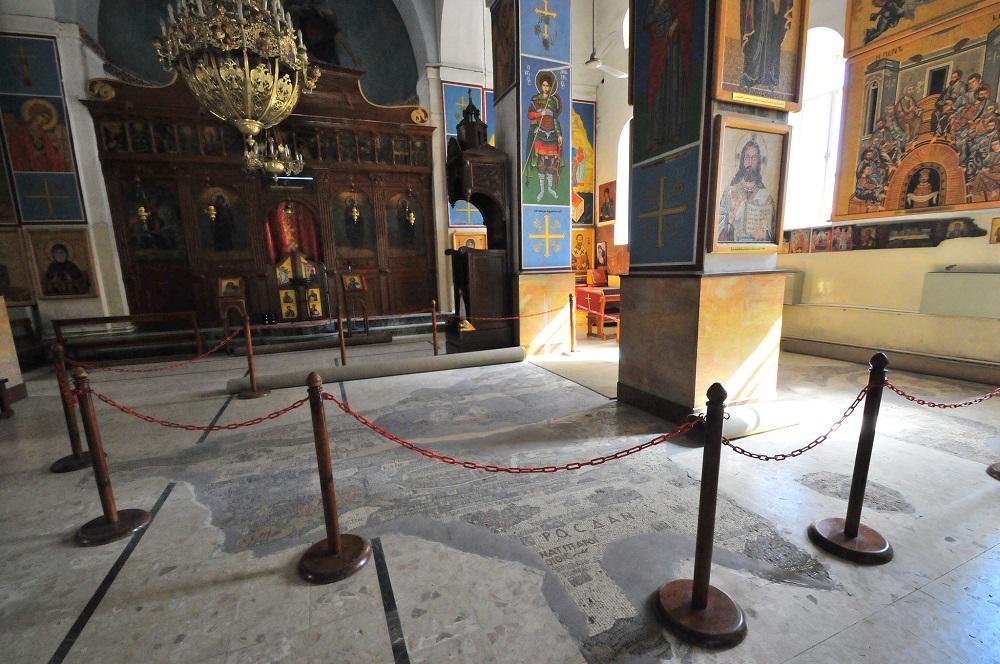 Jordan Muslim Friendly Itinerary, St George