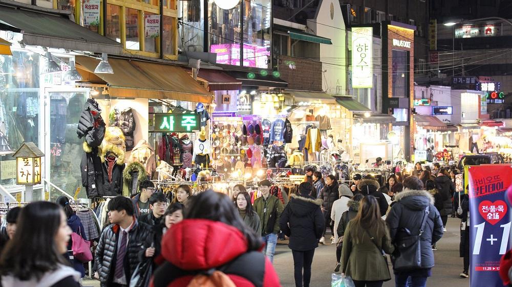 Dream Destinations Shopaholic, Seoul