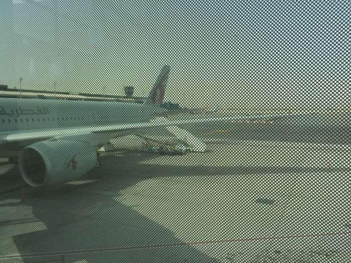 很新的A350機款 (sorry我不是故意要馬賽克的…)