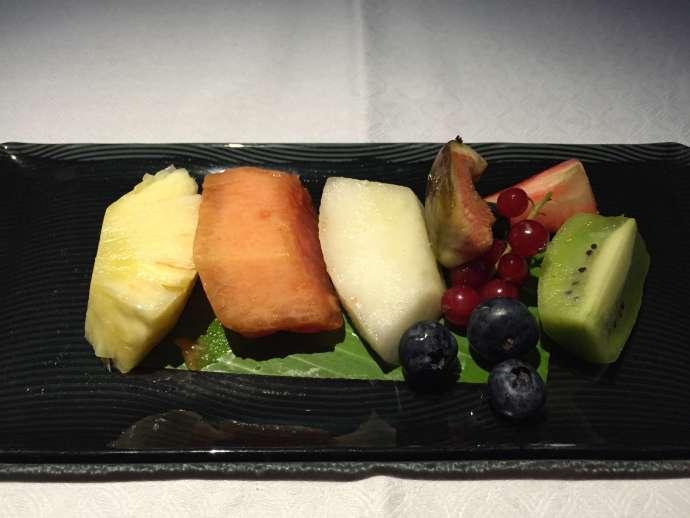 飯後別忘了來點健康的水果