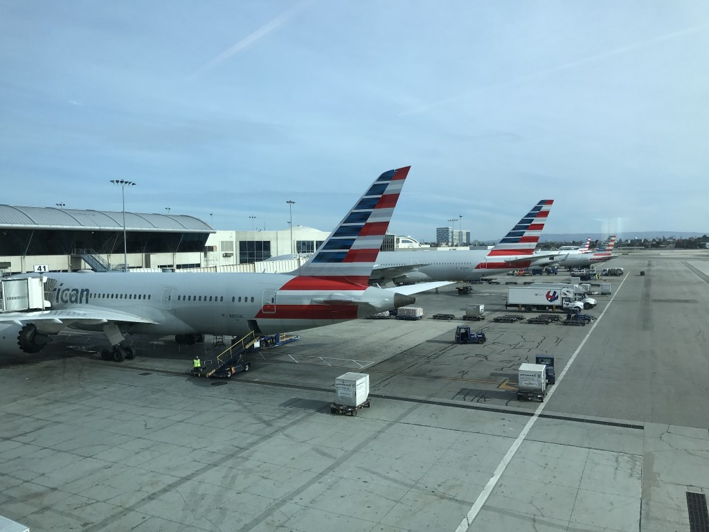 Review American Airlines Business Class Lax Lhr