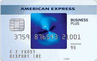 [限時優惠] 每個人都應該要有一張的商業版信用神卡:American Express Blue Business Plus