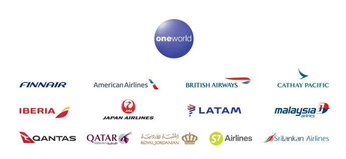 [新手專區] 如何快速尋找寰宇一家 (Oneworld) 聯盟夥伴航班哩程機票之機位?