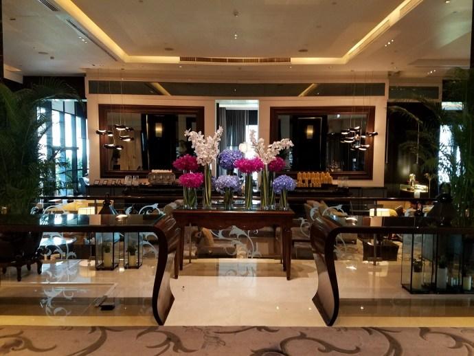 [Randy住宿紀錄]  曼谷瑞吉酒店大都會套房