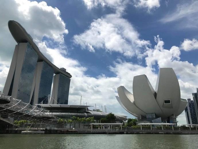 [客座作家 Nana] 新加坡康萊德酒店行政樓層大床房