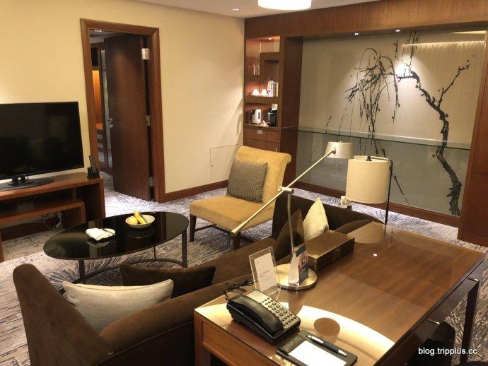 [Sharon住宿紀錄] 台北喜來登大飯店卓越套房