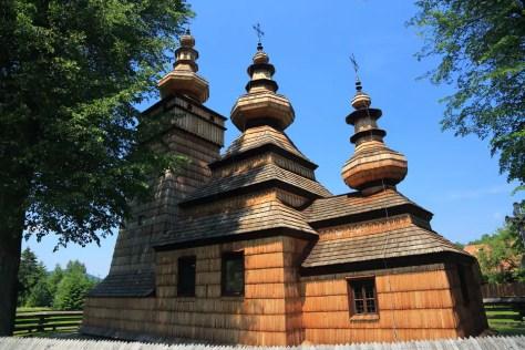 Kwiatoń -cerkiew św. Paraskiewy