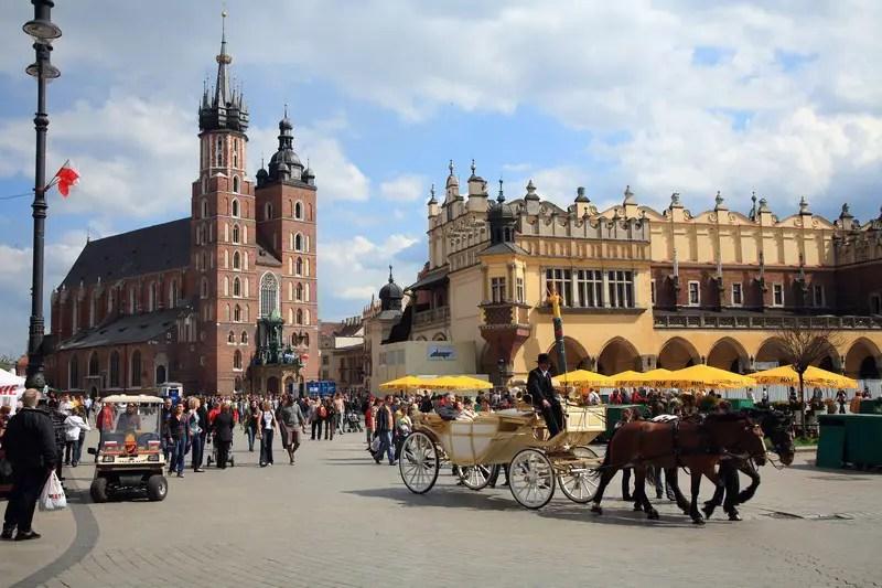Kraków - Stare Miasto