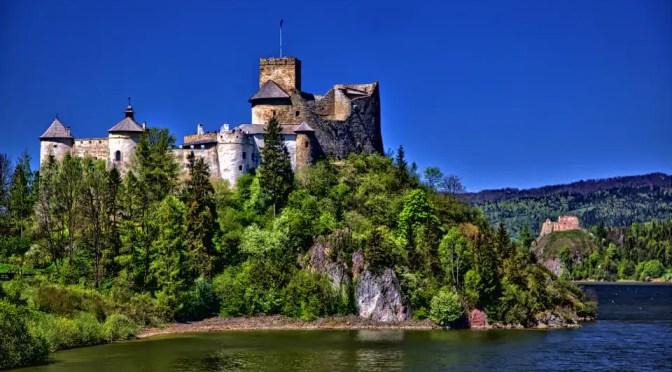 Najpiękniej położone polskie zamki (1) – Niedzica i Czorsztyn