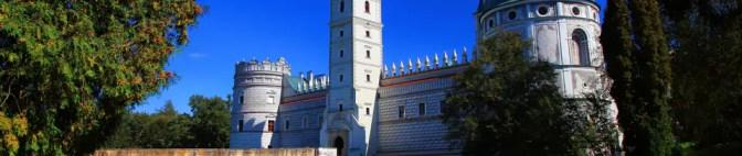 Najpiękniej położone polskie zamki (6) – Krasiczyn