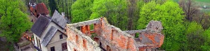 Najpiękniej położone polskie zamki (5) – Zamek Grodno – Zagórze Śląskie