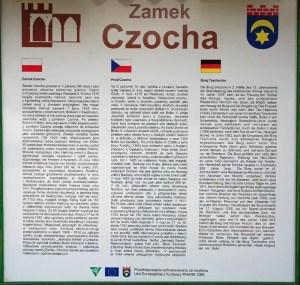 Zamek Czocha - historia