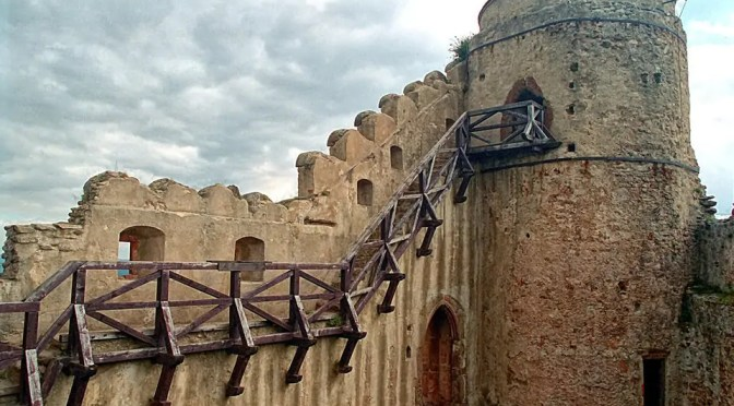 Najpiękniej położone polskie zamki (13) – Zamek Chojnik – Sobieszów