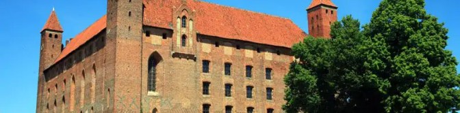 Najpiękniej położone polskie zamki (17) – Gniew