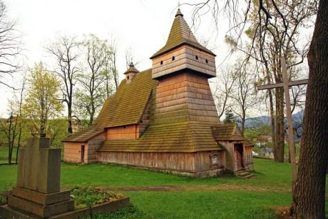 kościół św. Marcina w Grywałdzie