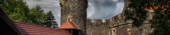 Najpiękniej położone polskie zamki (24) – Grodziec (dolnośląskie)