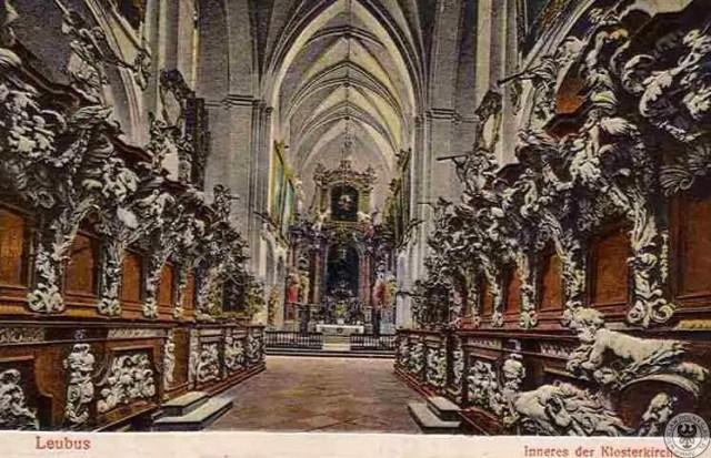 Lubiąż - zdjęcie archiwalne ze strony: http://fotopolska.eu/38837,foto.html
