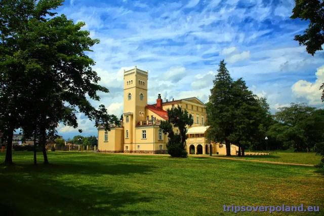 Pałac Wieniawa - Rekowo Górne