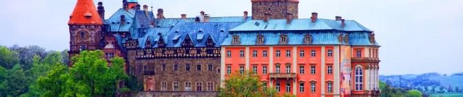 Najpiękniej położone polskie zamki (31) – Książ