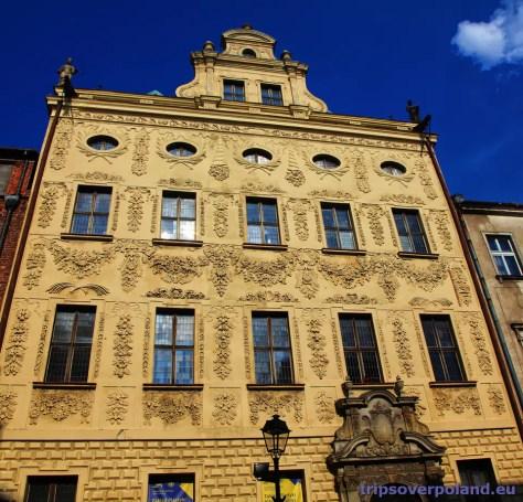Pałac Dąmbskich w Toruniu