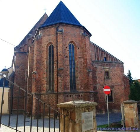Kościół Farny pod wezwaniem św. Trójcy w Krośnie