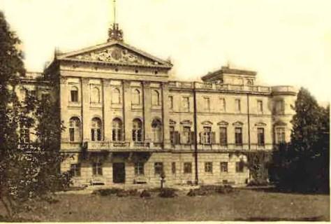 Sławików - zdjęcie archiwalne