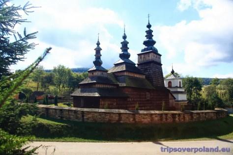 cerkiew Opieki Bogurodzicy w Owczarach
