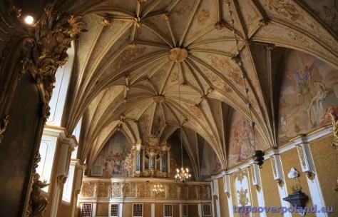 Lidzbark Warmiński - kaplica zamkowa