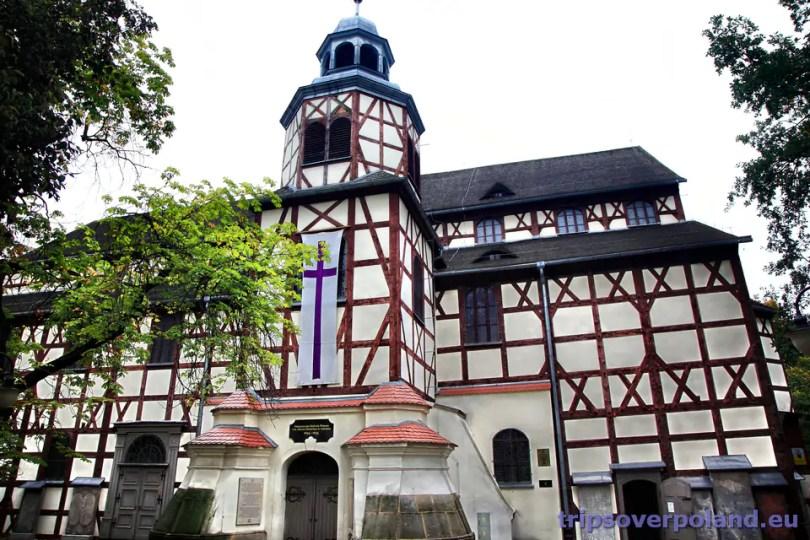 Kościół Pokoju w Jaworze