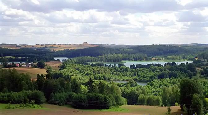 Analogowe ujęcia z pięknych miejsc w Polsce