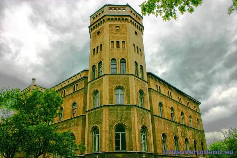 pałac Świniary we Wrocławiu