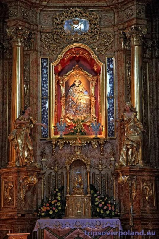 Kalwaria Pacławska - kościół