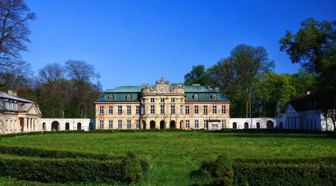 Piękne polskie parki i pałace – Szczekociny
